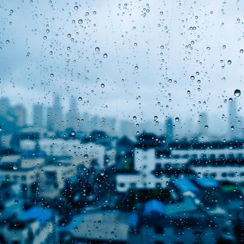 10 Best Rain On Window Wallpaper FULL HD 1080p For PC Desktop 2018 free download water rain glass window panes cities drops wallpaper 33908 800x800