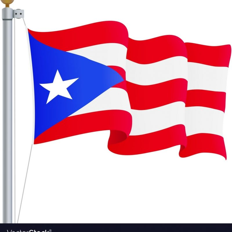 10 Latest Puerto Rican Flag Pic FULL HD 1080p For PC Desktop 2020 free download waving puerto rico flag isolated on a white vector image 1 800x800