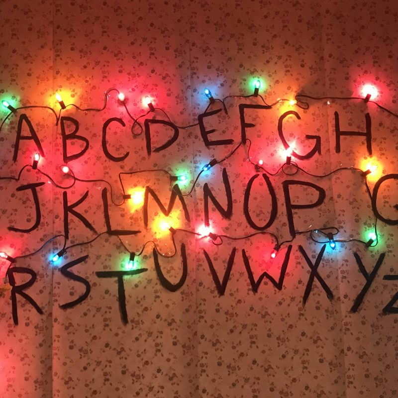 10 Best Stranger Things Lights Wallpaper FULL HD 1080p For PC Background 2018 free download we hosted a stranger things themed party for halloween album on imgur 800x800