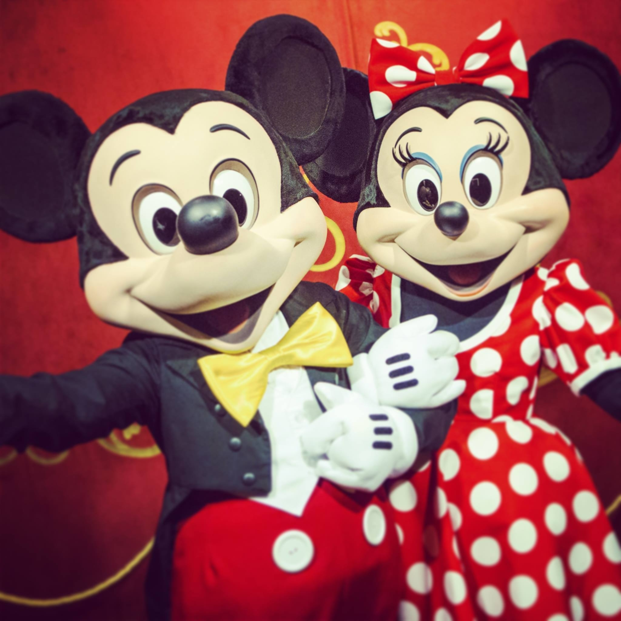 we love mickey and minnie | disney insider