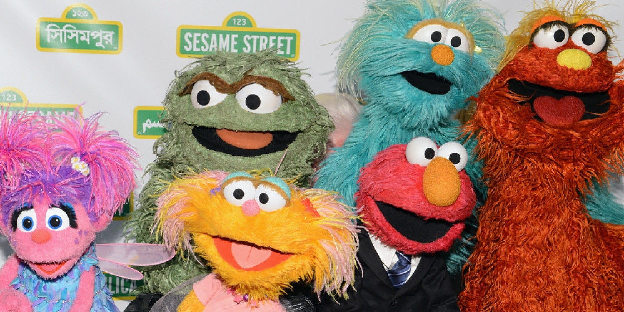 what your favorite sesame street character says about you | huffpost
