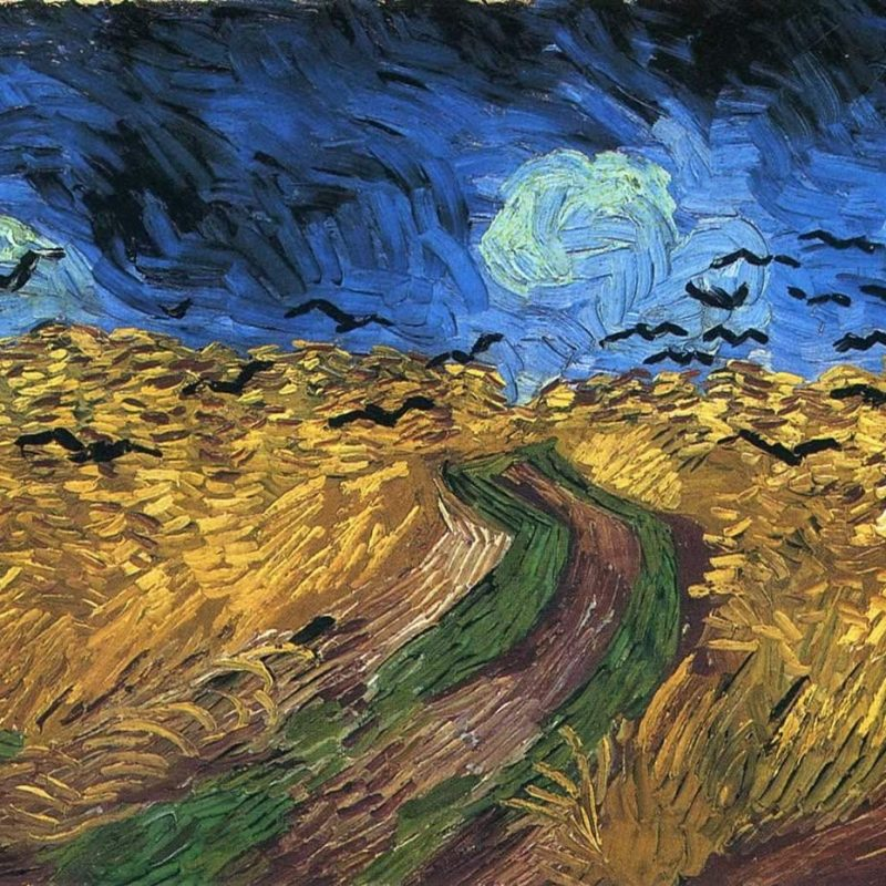 10 Most Popular Van Gogh Painting Wallpaper FULL HD 1920×1080 For PC Desktop 2020 free download wheatfield with crows vincent van gogh wallpaper image 800x800