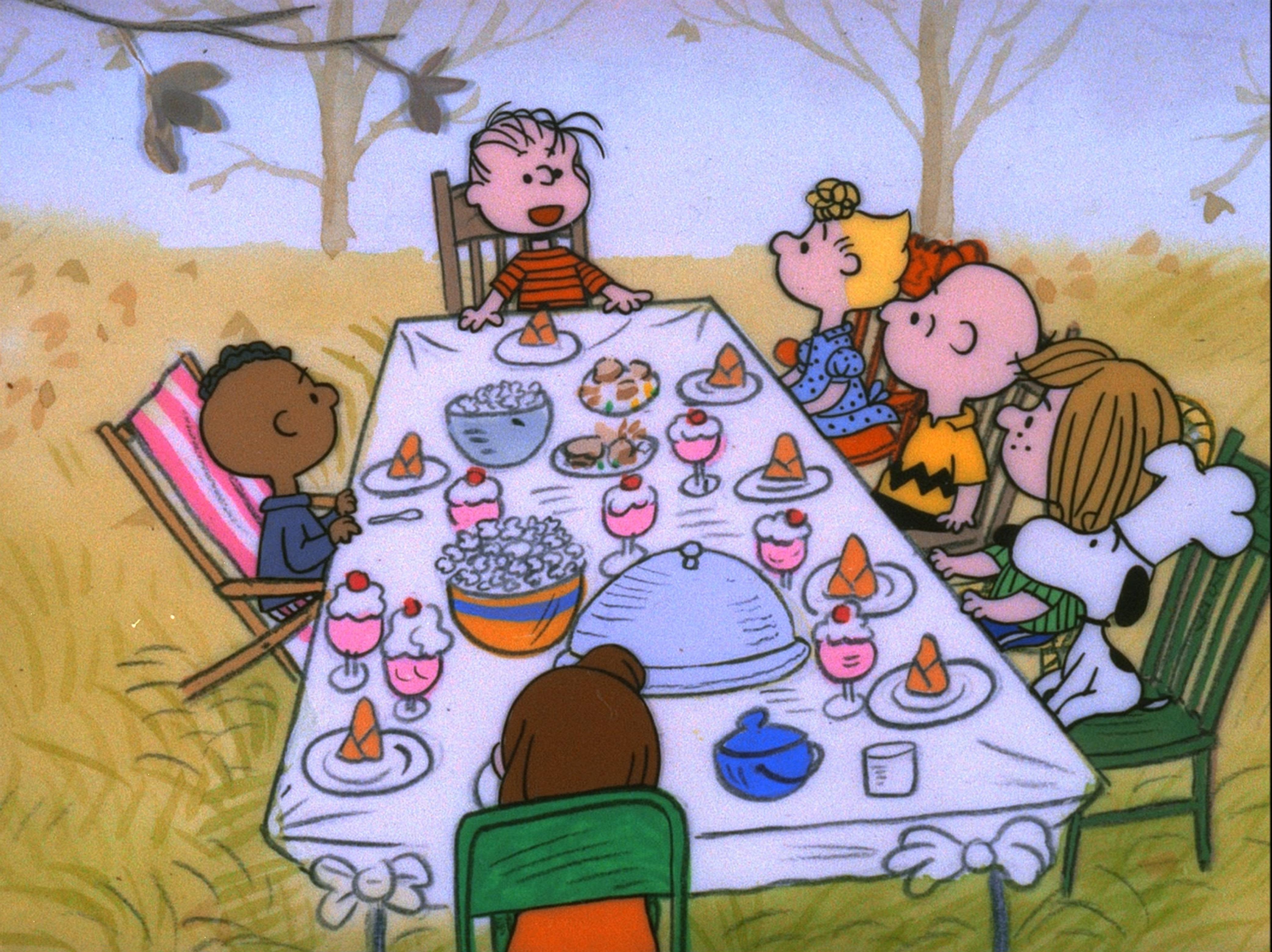 10 Latest Happy Thanksgiving Charlie Brown Wallpaper FULL ...