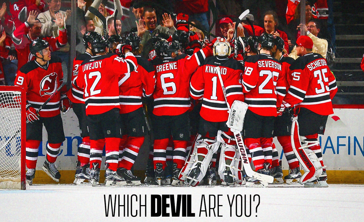 which devil are you? | new jersey devils