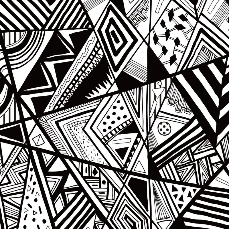 10 Most Popular Black White Abstract Wallpaper FULL HD