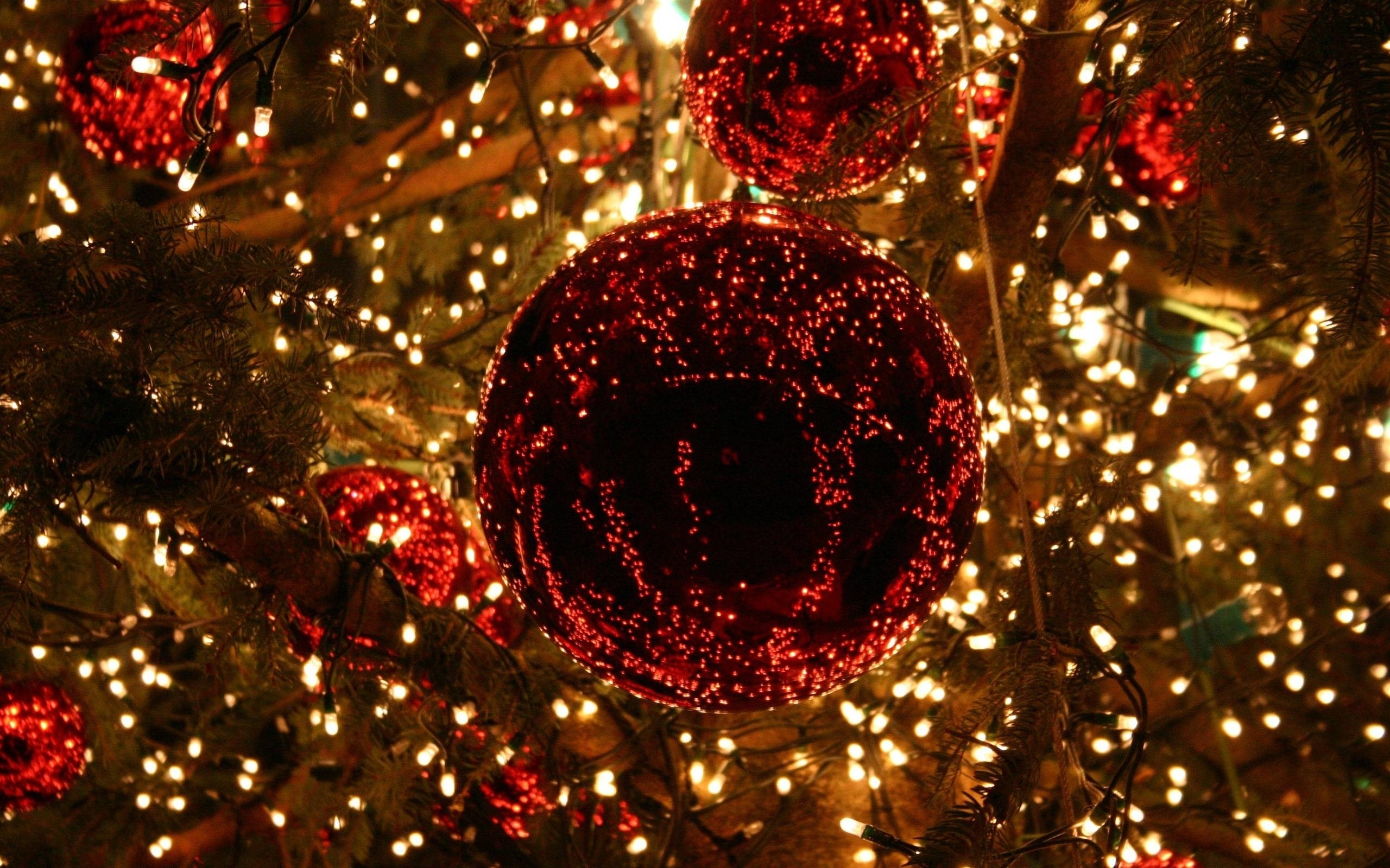 white christmas lights wallpaper (65+ images)