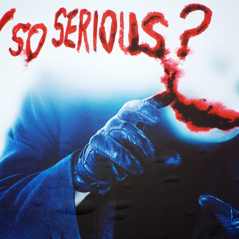 10 New Why So Serious Wallpaper FULL HD 1080p For PC Desktop 2020 free download why so serious wallpapers hd wallpapers id 10140 800x800