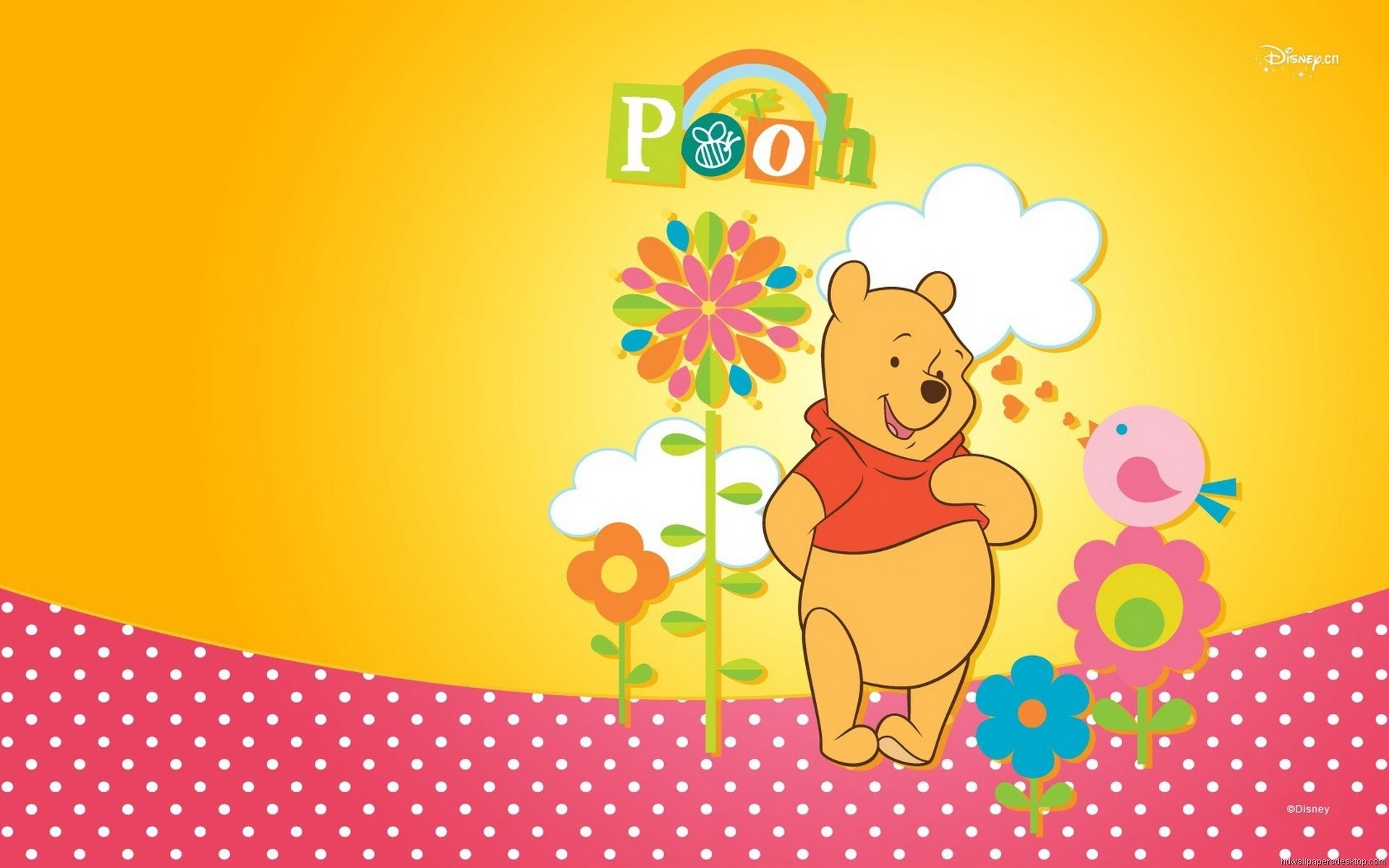 widescreen winnie the pooh backgrounds cave on cartoon wallpaper
