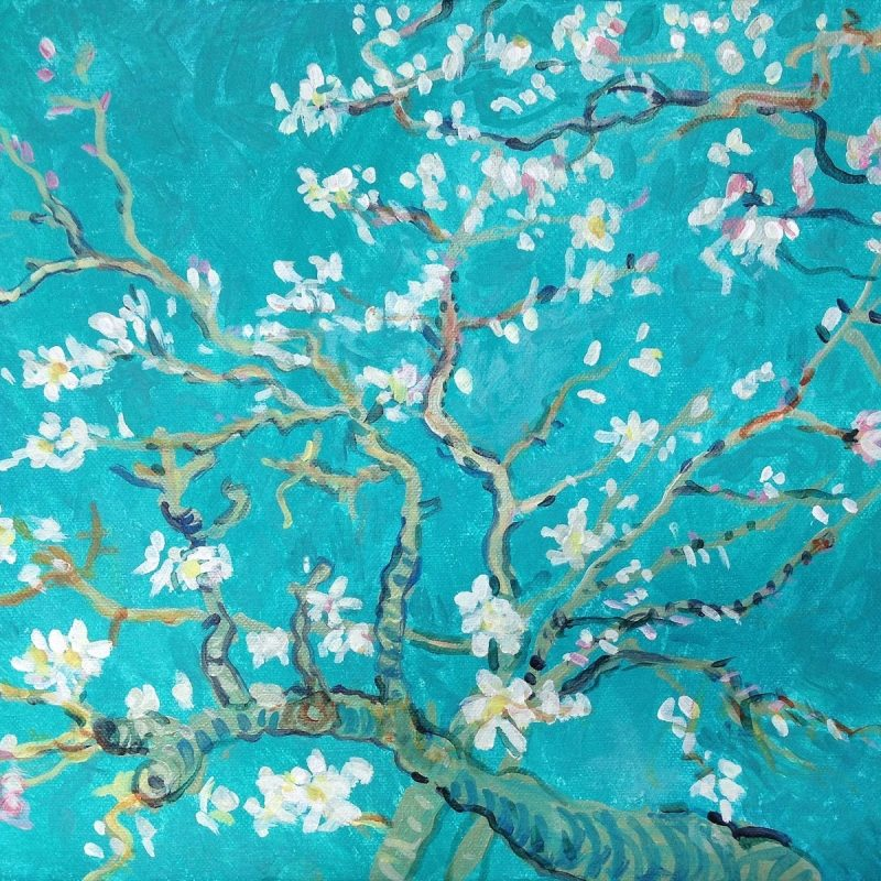 10 New Van Gogh Almond Blossoms Wallpaper FULL HD 1920×1080 For PC Background 2018 free download wiley purkey wine and paint class van goghs almond blossoms 800x800