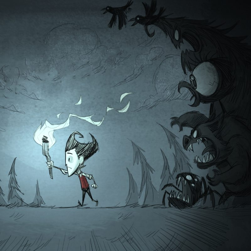 10 Best Don T Starve Wallpaper FULL HD 1920×1080 For PC Background 2018 free download wilson dont starve wallpaper 9002 1 800x800