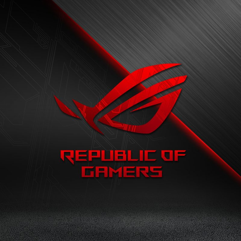 10 Latest Asus Rog Logo Wallpaper FULL HD 1080p For PC Desktop 2018 free download win a rog zephyrus and pg27vq monitor rog wallpaper challenge 800x800