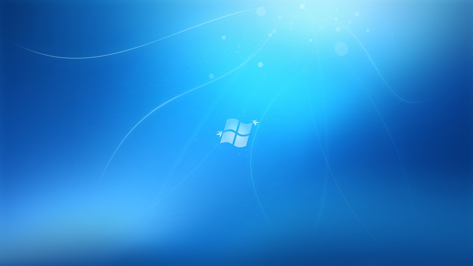 windows 7 blue 1080p hd wallpapers | hd wallpapers | id #7179