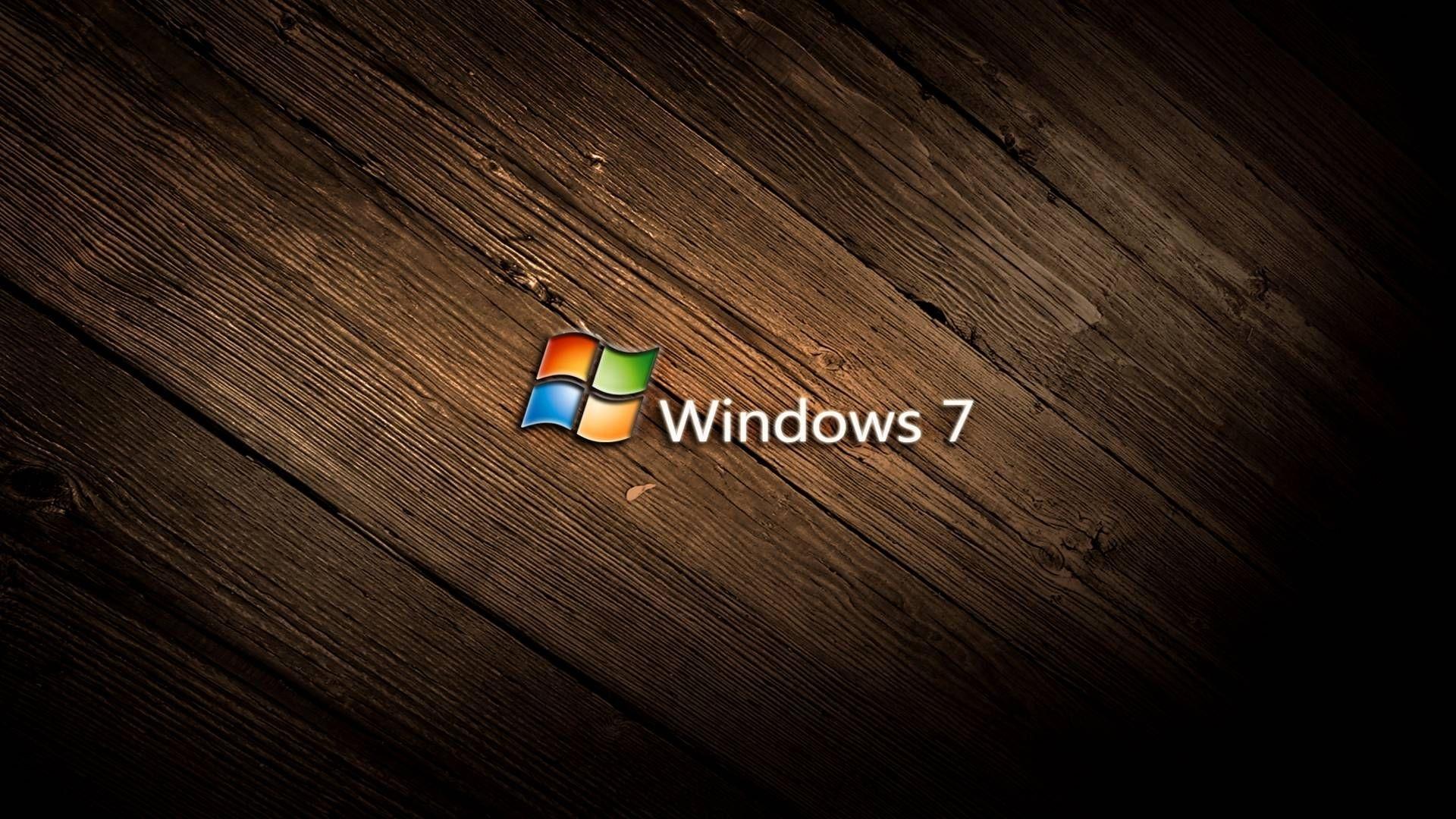 windows wood hd desktop wallpaper widescreen high definition | 3d