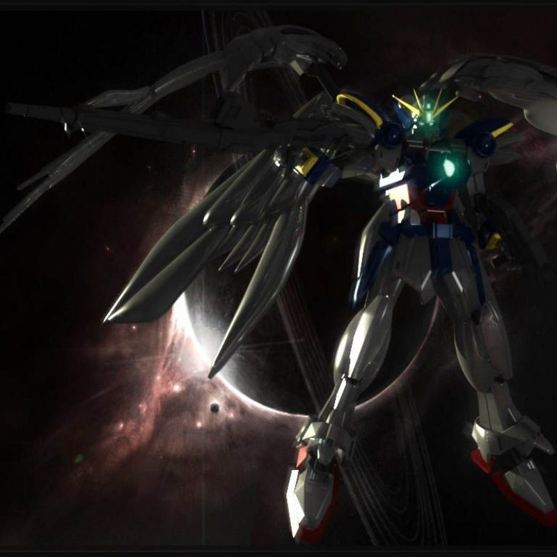 10 Best Gundam Wing Zero Wallpaper Hd FULL HD 1080p For PC Background 2018 free download wing zero wallpapers group 76 1 800x800