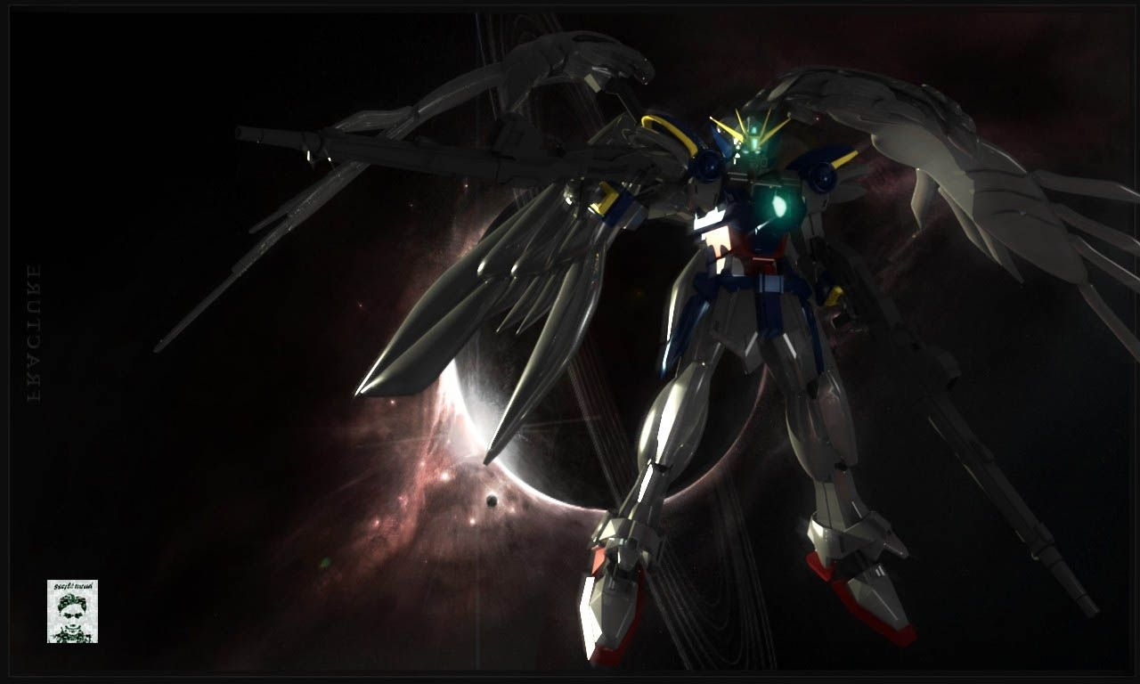 wing zero wallpapers group (76+)