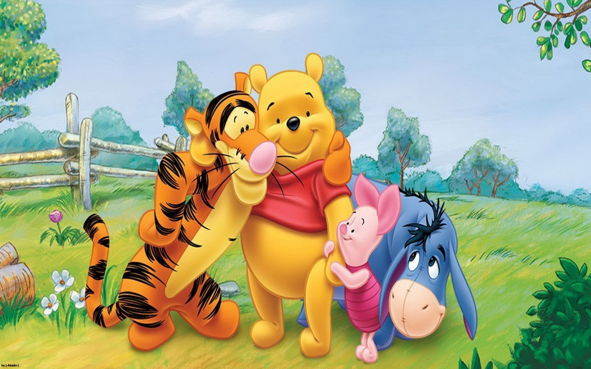winnie the pooh full hd wallpaper and background image | 1920x1200