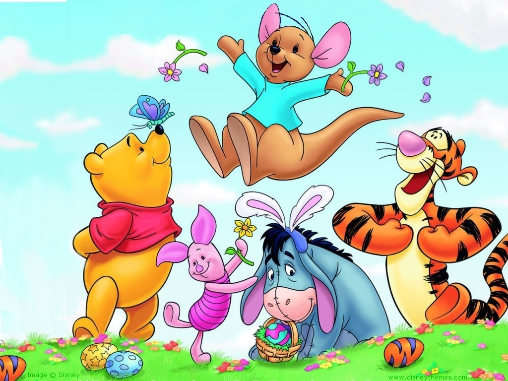 winnie the pooh quotes hd wallpaper for iphone - cartoons wallpapers