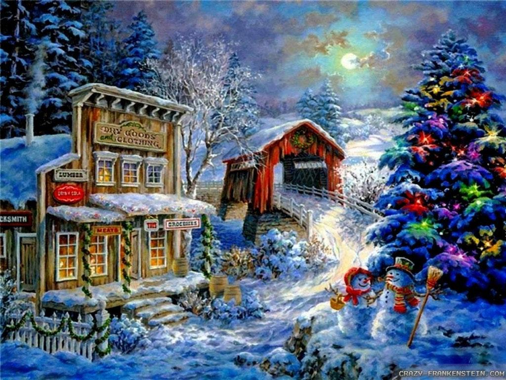 winter christmas wallpaper full hd   amazing wallpapers   pinterest