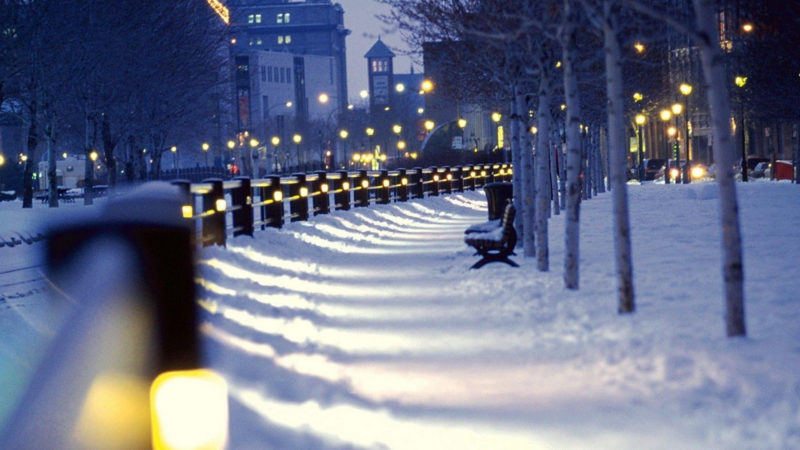10 Most Popular Winter City Night Wallpaper FULL HD 1080p For PC Desktop 2018 free download winter city wallpapers wallpaper cave 800x450
