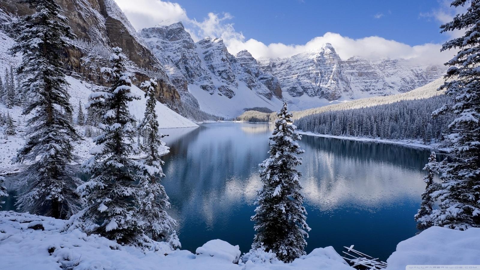 winter in the mountains ❤ 4k hd desktop wallpaper for 4k ultra hd