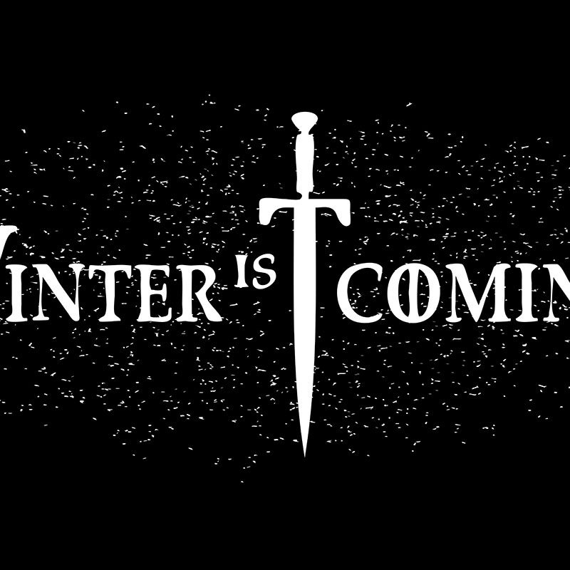 10 Latest Winter Is Coming Logo FULL HD 1080p For PC Desktop 2018 free download winter is coming are you prepared news ina4 media ltd wigan 800x800