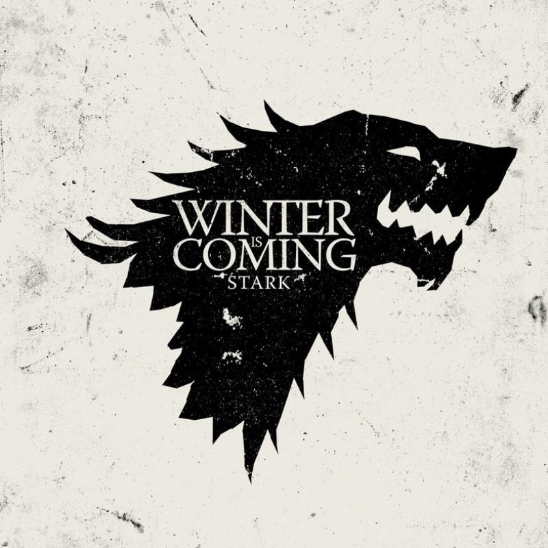 10 Latest Winter Is Coming Logo FULL HD 1080p For PC Desktop 2020 free download winter is coming blog archive cest une ketouba 800x800