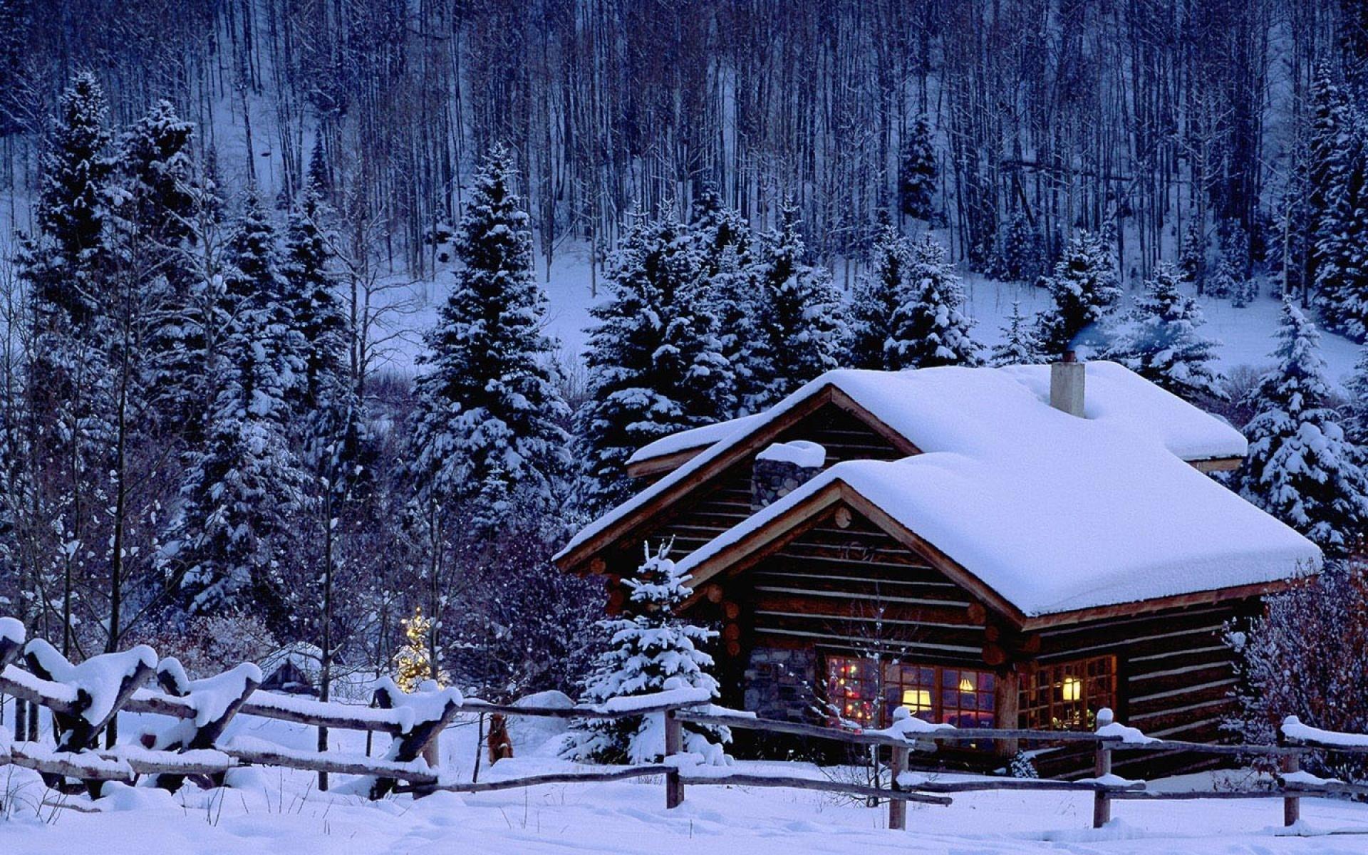 winter snow scenes wallpaper (49+ images)