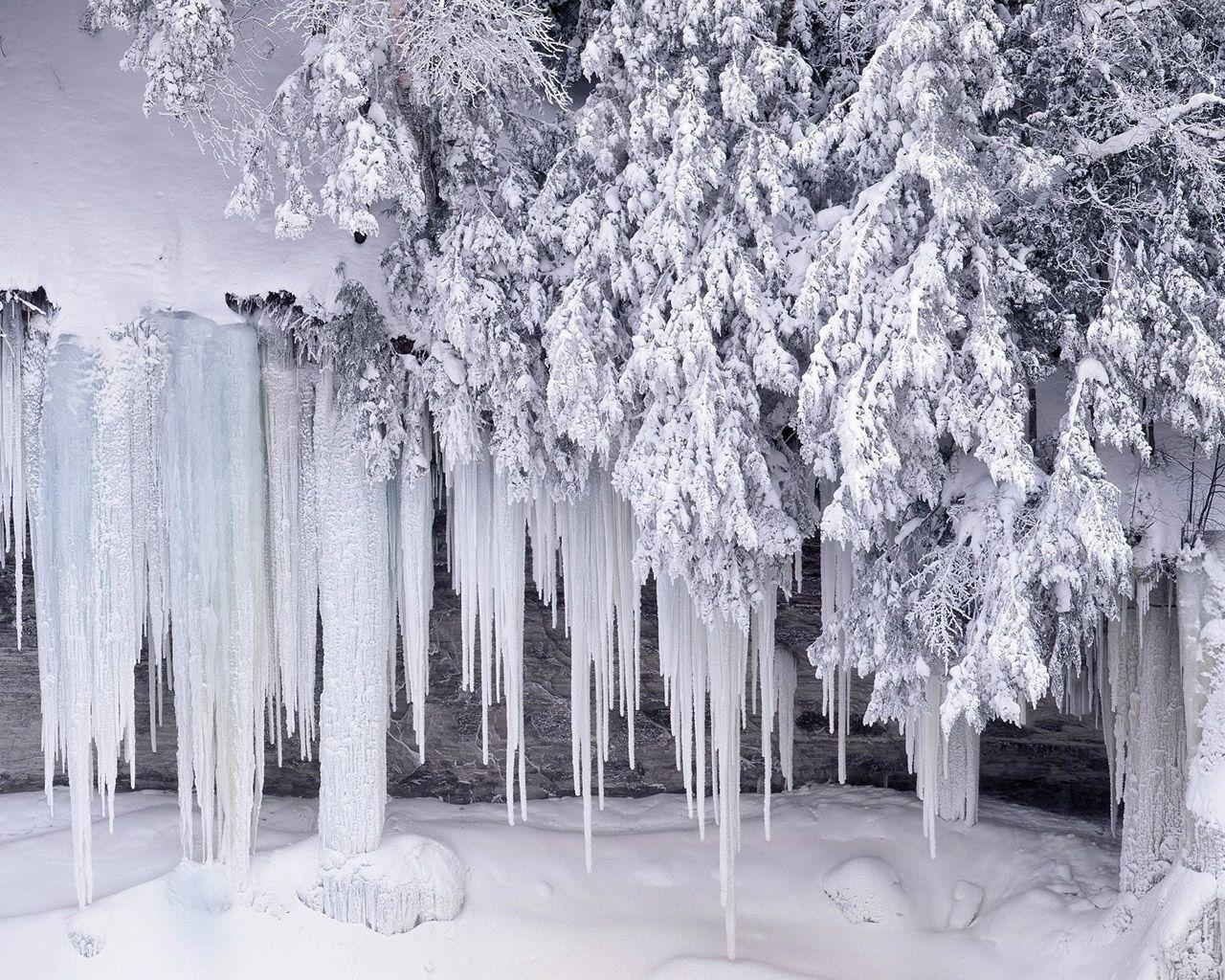 winter snow scenes wallpapers wallpaper | hd wallpapers | pinterest