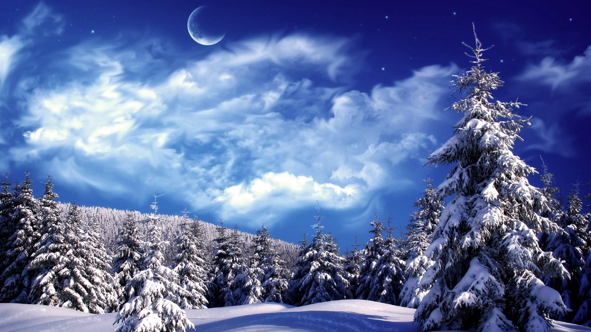 winter wonderland desktop backgrounds - wallpaper cave