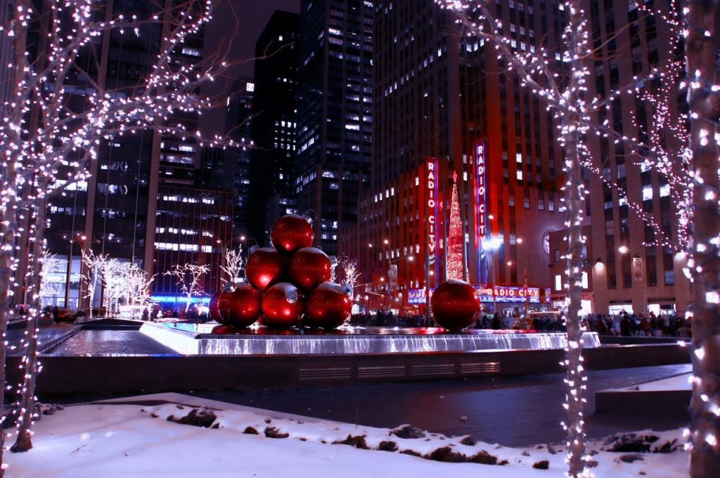 10 Top Christmas New York Wallpaper FULL HD 1080p For PC Desktop 2018 free download %name