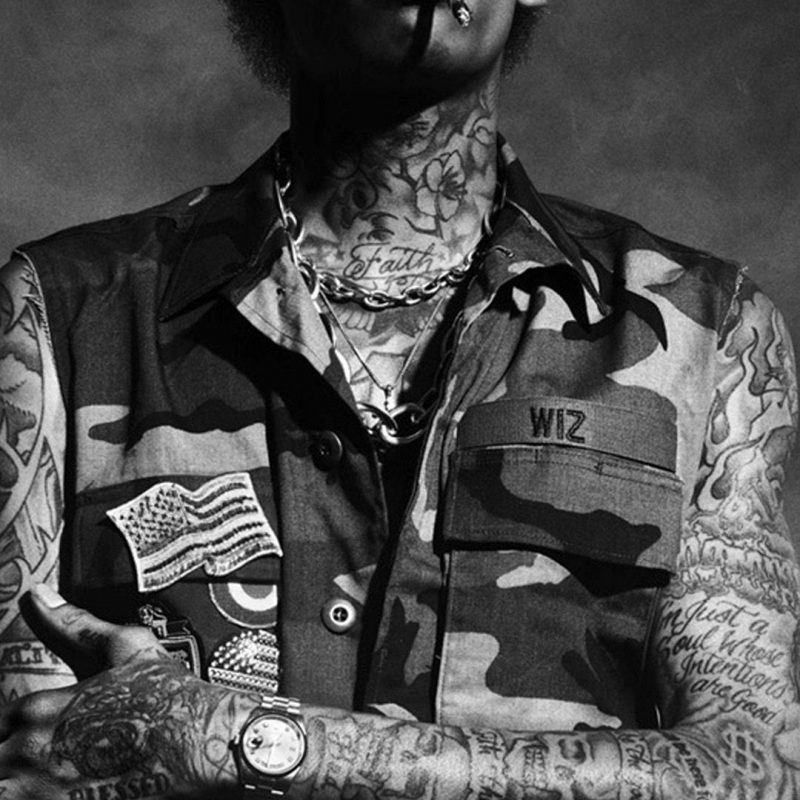 10 Top Wallpapers Of Wiz Khalifa FULL HD 1080p For PC Desktop 2018 free download wiz khalifa hd wallpapers gallery 60 plus pic wpw5010901 800x800