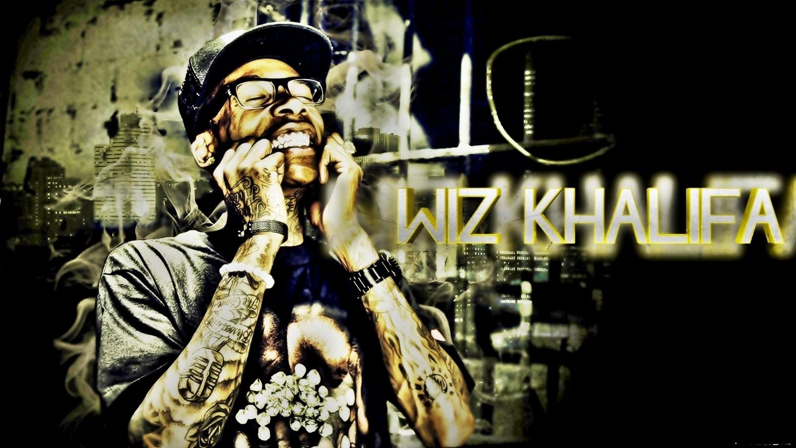 Wiz Khalifa Wallpaper Download