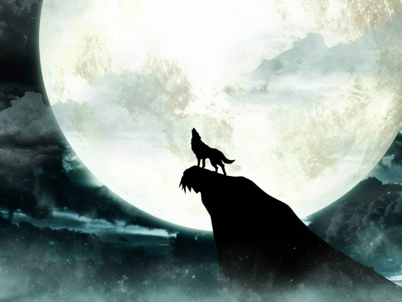 wolf howling at the moon wallpapers - wallpaper cave | best games