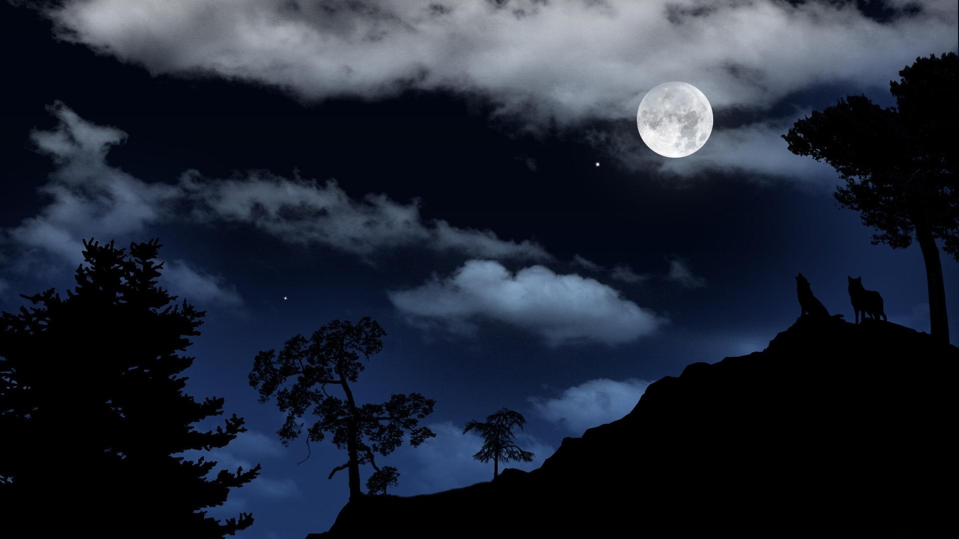 wolf howling at the moon wallpapers wallpaper | hd wallpapers