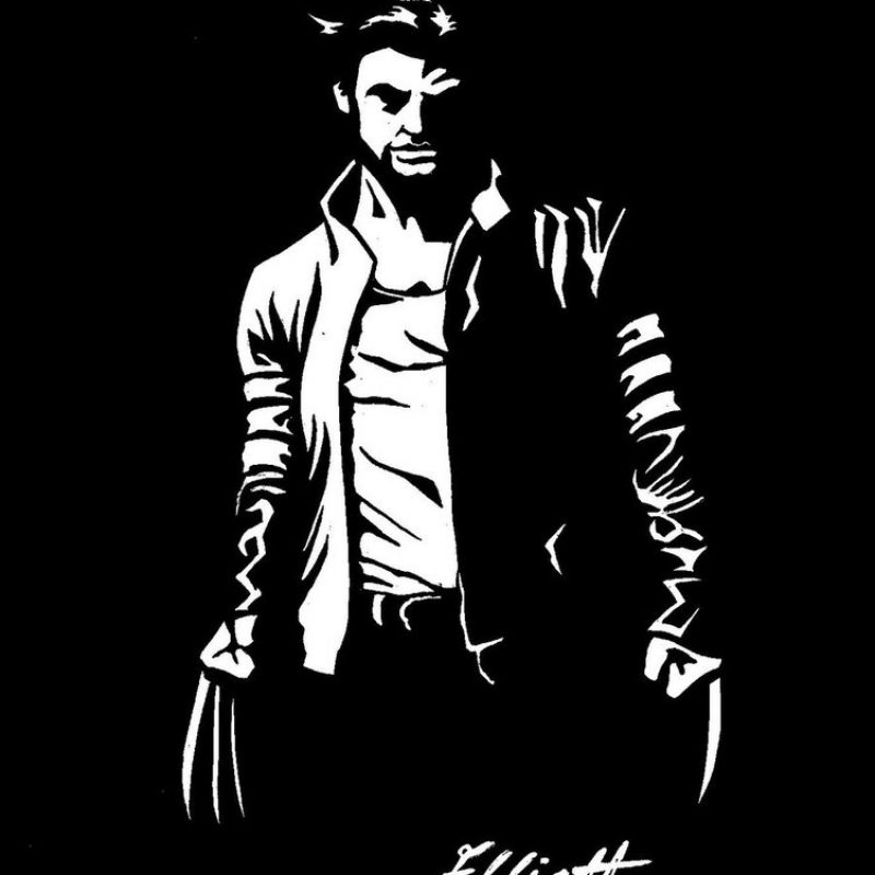 10 New Wolverine Black And White Wallpaper FULL HD 1080p For PC Background 2018 free download wolverine black whiteell shmell on deviantart 800x800