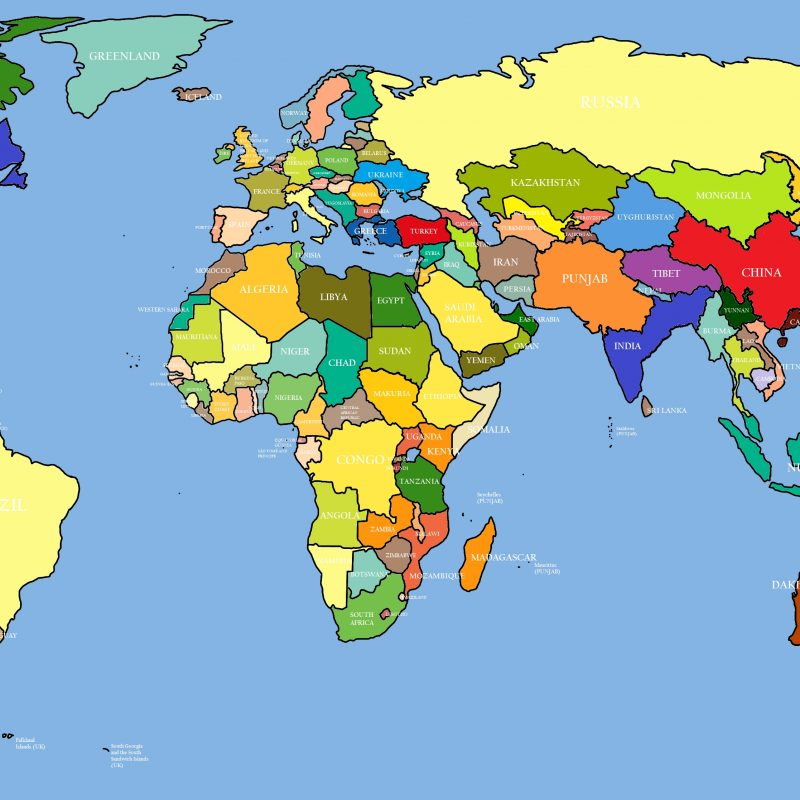 10 Best Hd Map Of The World FULL HD 1920×1080 For PC Desktop 2018 free download world map free large images 1 800x800