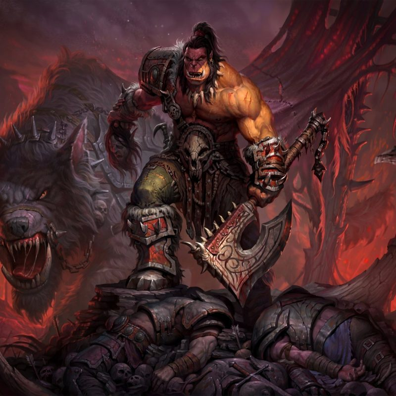 10 New Warlords Of Draenor Wallpapers FULL HD 1080p For PC Desktop 2020 free download world of warcraft warlords of draenor 4k ultra hd fond decran and 800x800