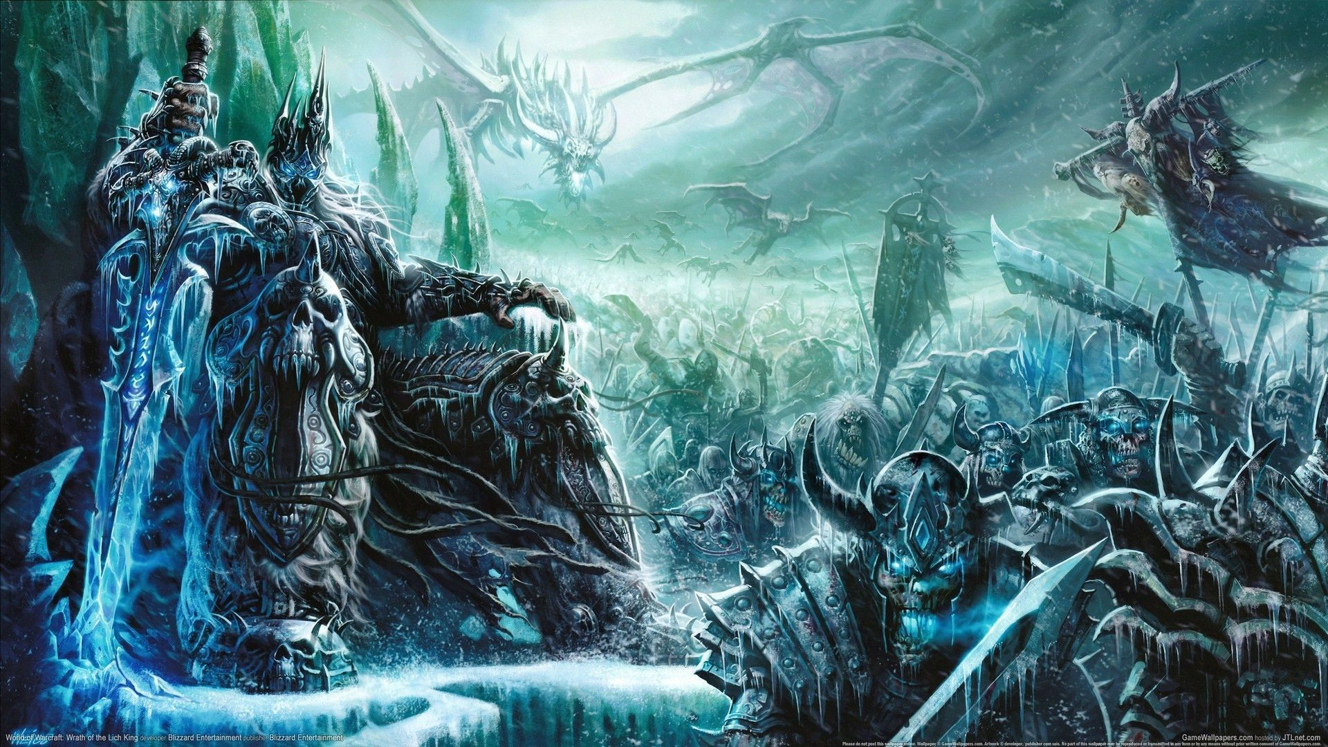 world of warcraft wrath of the lich king wallpapers | hd wallpapers