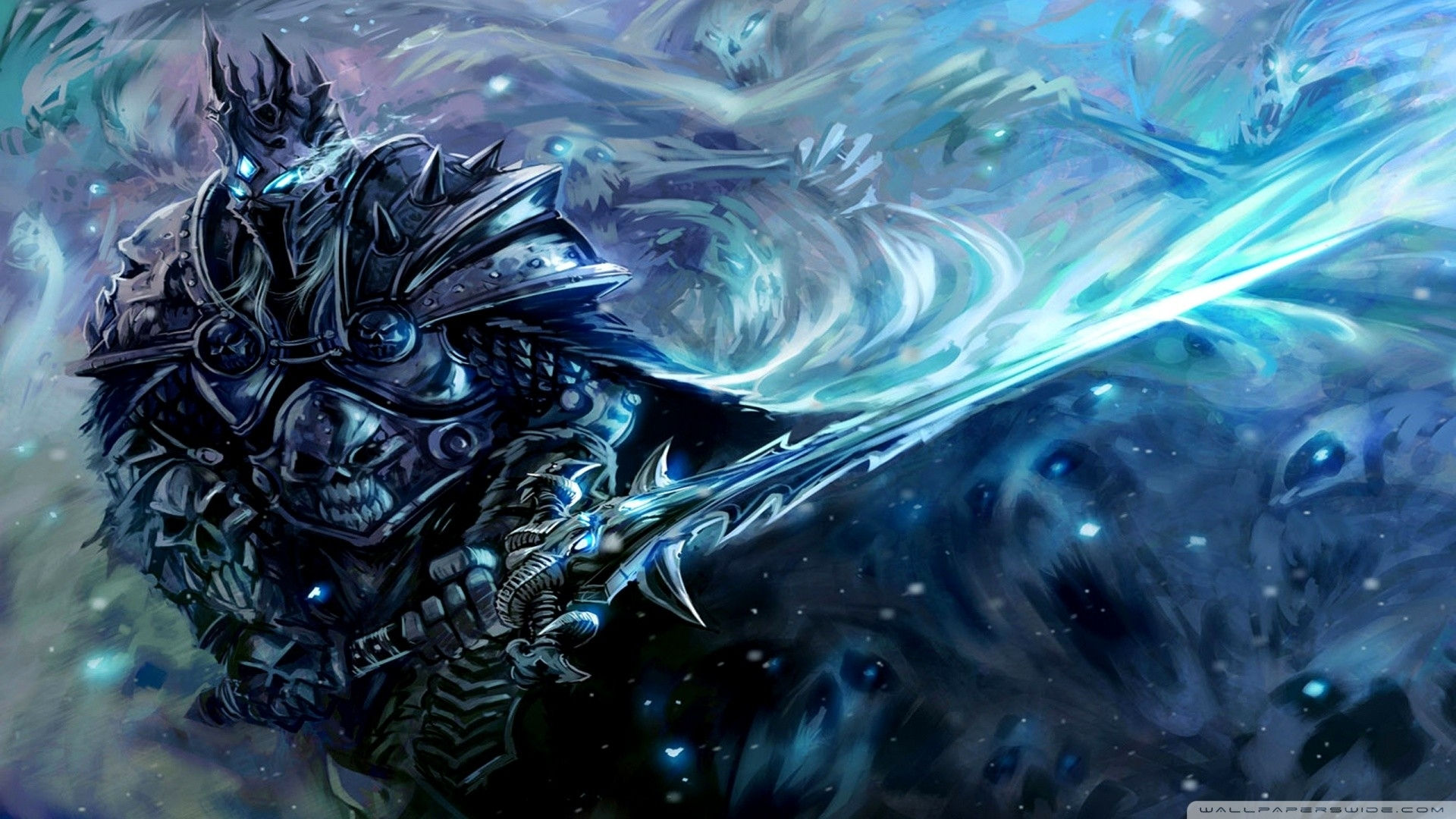 wow death knight wallpaper (80+ images)