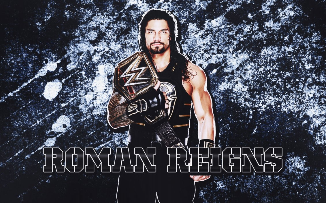 wwe roman reigns wallpaper 2016lastbreathgfx on deviantart