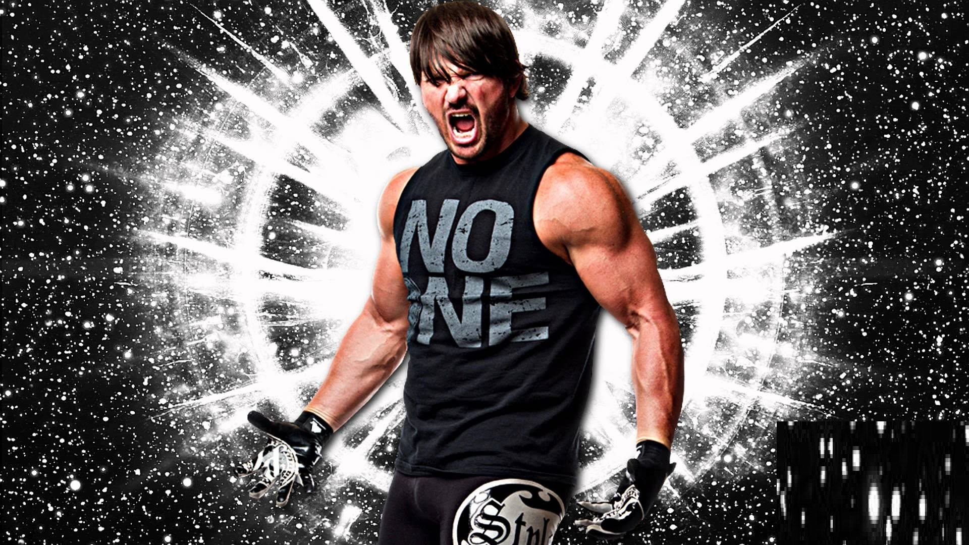 wwe superstars bilder aj styles hd hintergrund and background fotos