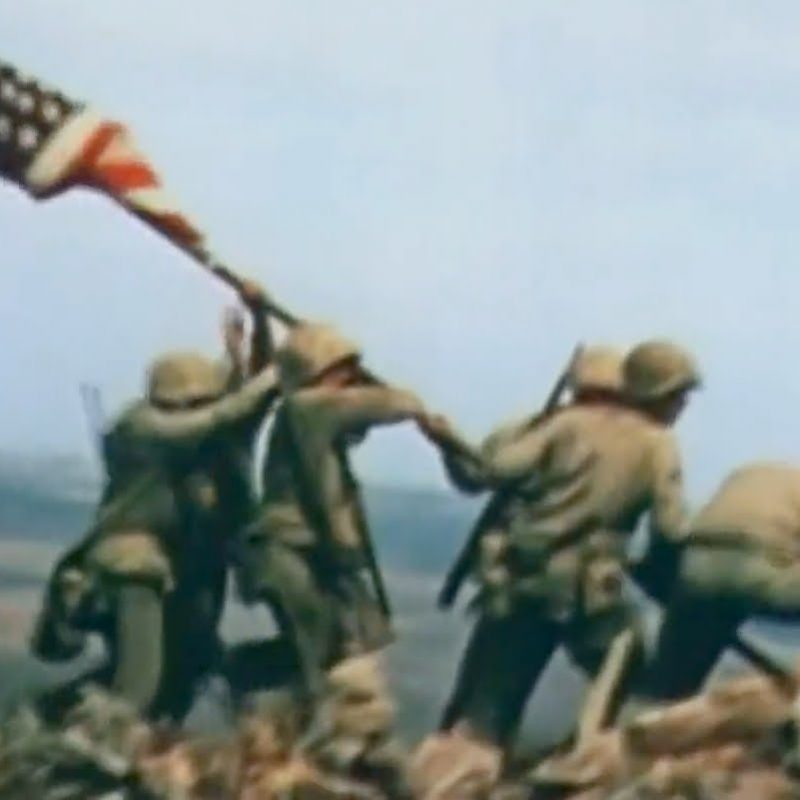 10 New Raising The Flag On Iwo Jima In Color FULL HD 1920×1080 For PC Desktop 2018 free download wwii iwo jima in color to the shores of iwo jima 1945 office of 800x800
