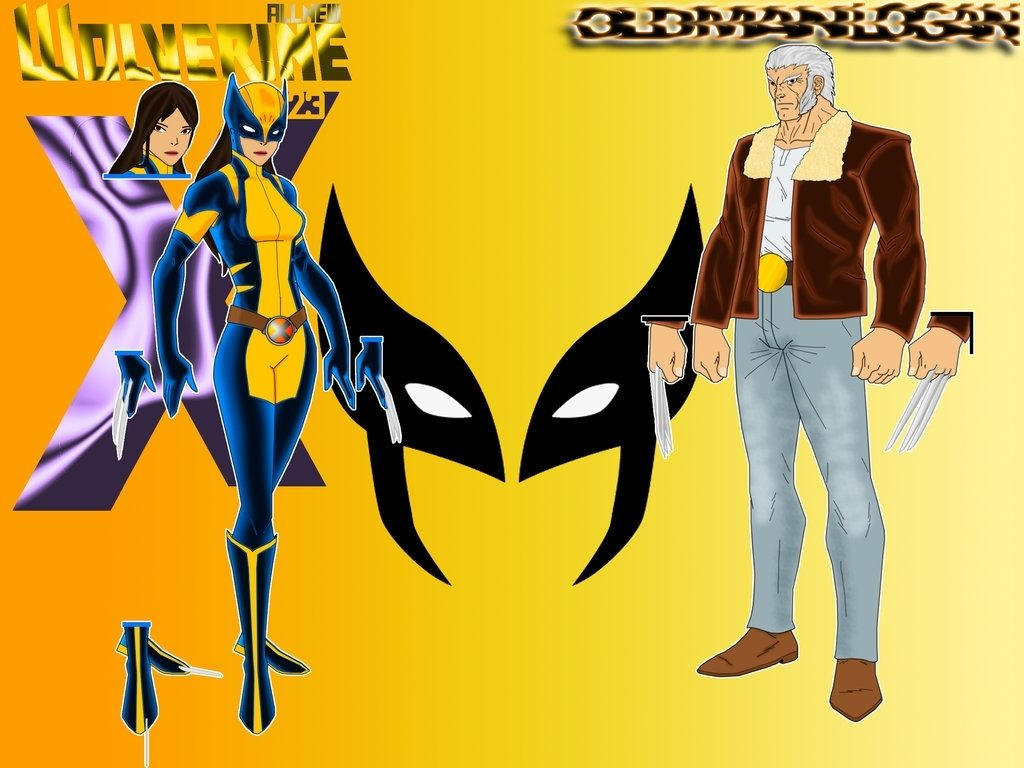 10 New All New Wolverine Wallpaper FULL HD 1920×1080 For PC Background 2021 free download x 23 the all new wolverine and old man loganmomopjonny on 1024x768