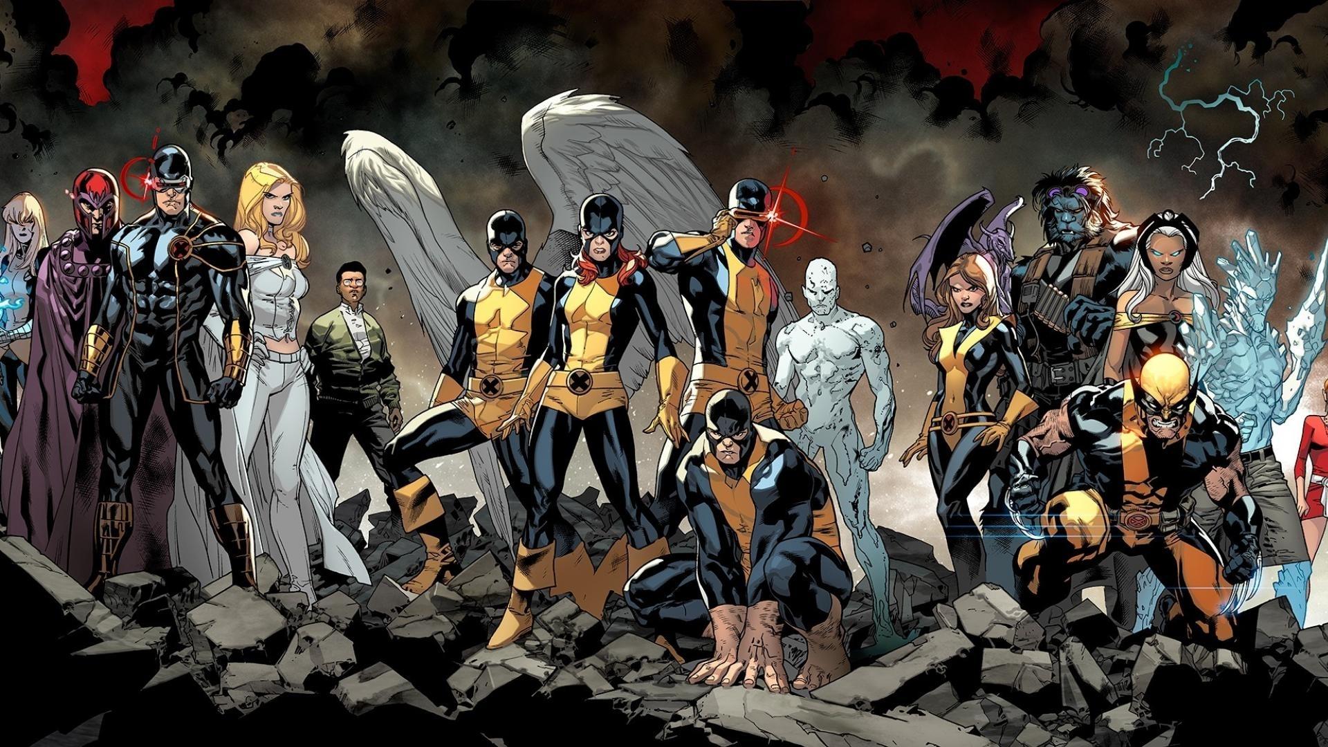 x-men comics wallpaper | (86174)