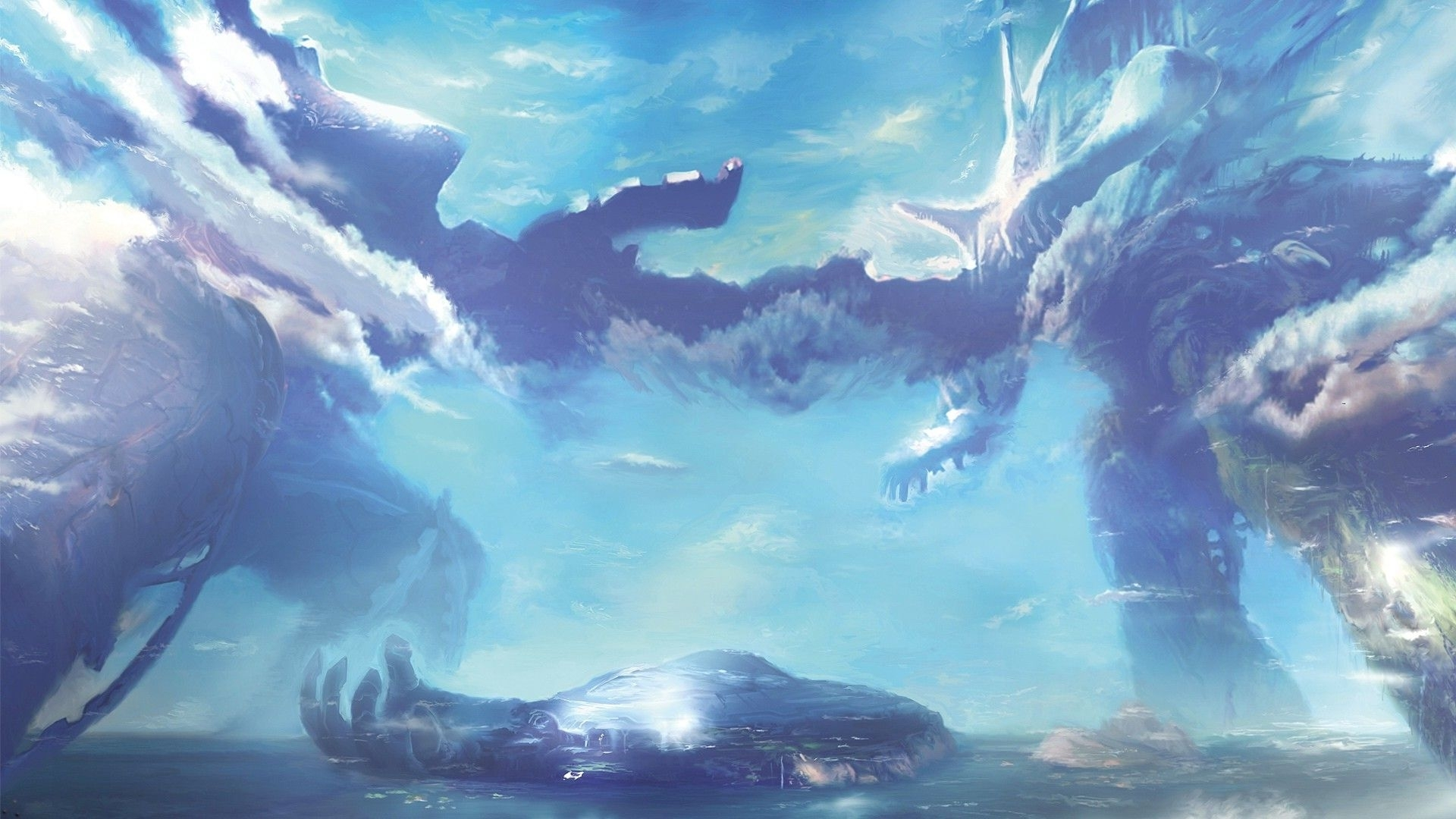 xenoblade chronicles hd wallpapers backgrounds wallpaper | 3d