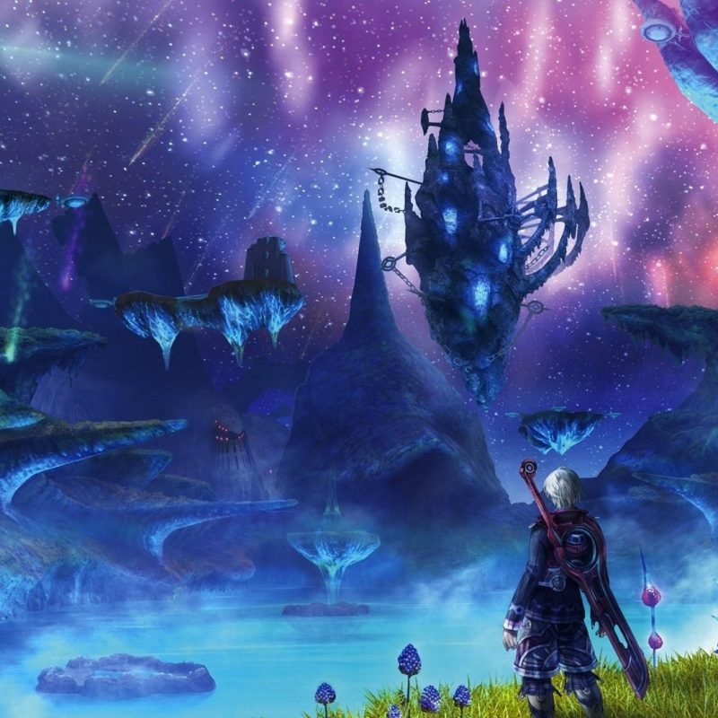 10 Latest Xenoblade Wallpaper FULL HD 1920×1080 For PC Desktop 2018 free download xenoblade chronicles roches flottantes nuit hd papier peint de 800x800