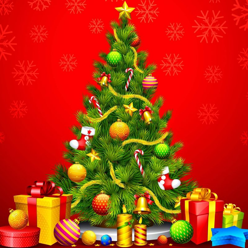 10 Latest Christmas Tree Wall Paper FULL HD 1080p For PC Background 2018 free download xmas tree wallpapers wallpaper cave 800x800