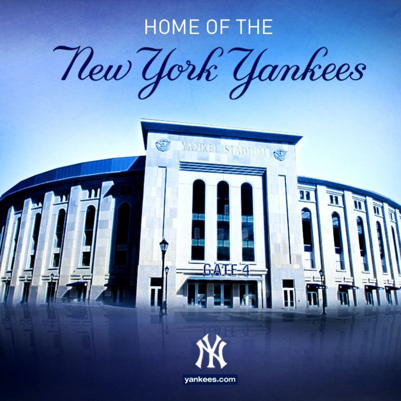 10 Latest New York Yankees Screensavers FULL HD 1080p For PC Background 2018 free download yankee stadium wallpaper yankees wallpapers new york yankees 800x800