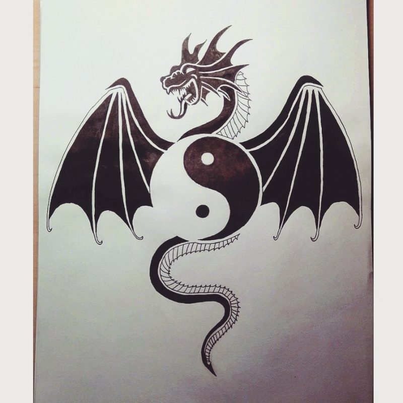 10 Top Yin And Yang Dragons FULL HD 1920×1080 For PC Background 2018 free download yin yang dragonmasterpuzzles on deviantart 800x800