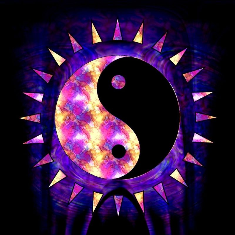 10 Best Awesome Yin Yang Wallpapers Full Hd 1080p For Pc Background